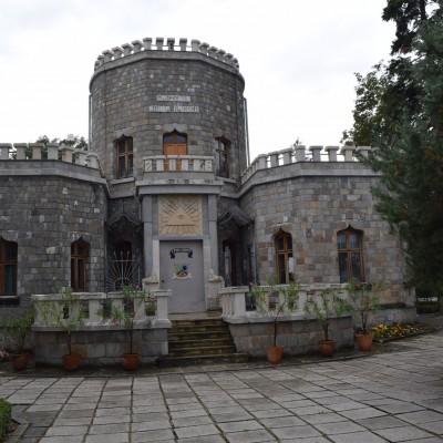 Iulia Hasdeu Castle.
