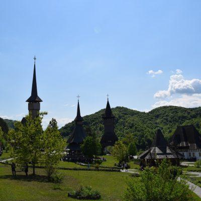 Le monastère Barsana.