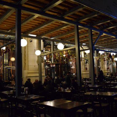 Caru cu Bere Restaurant , in Bucarest.