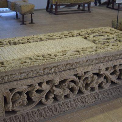 Le Musée d'Histoire de Bucarest : Colonne Trajan, Empire Romain.