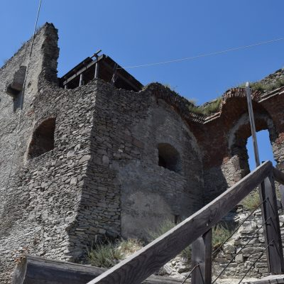 La citadelle de Deva.