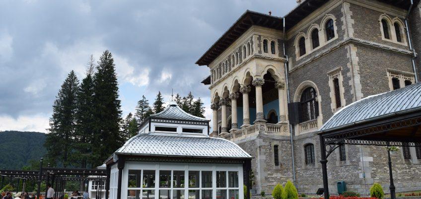 terrasse Chateau Cantacuzino