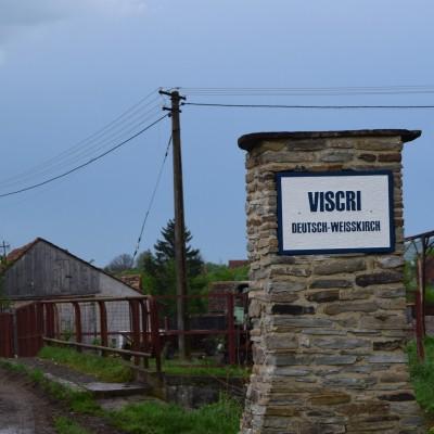 The lost village of Viscri.