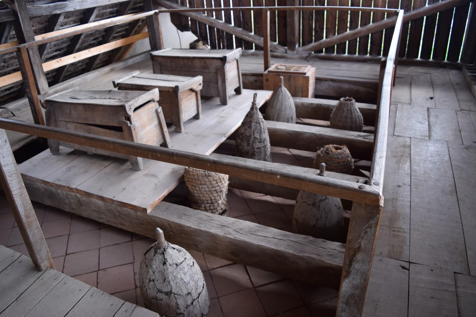 fortified church viscri