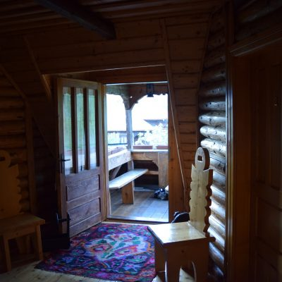 Chez Borlean, en Maramures.