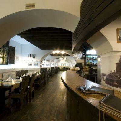 Sergiana Restaurant Non-smoker place.