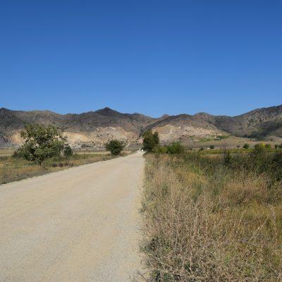 Constanta and Tulcea counties.