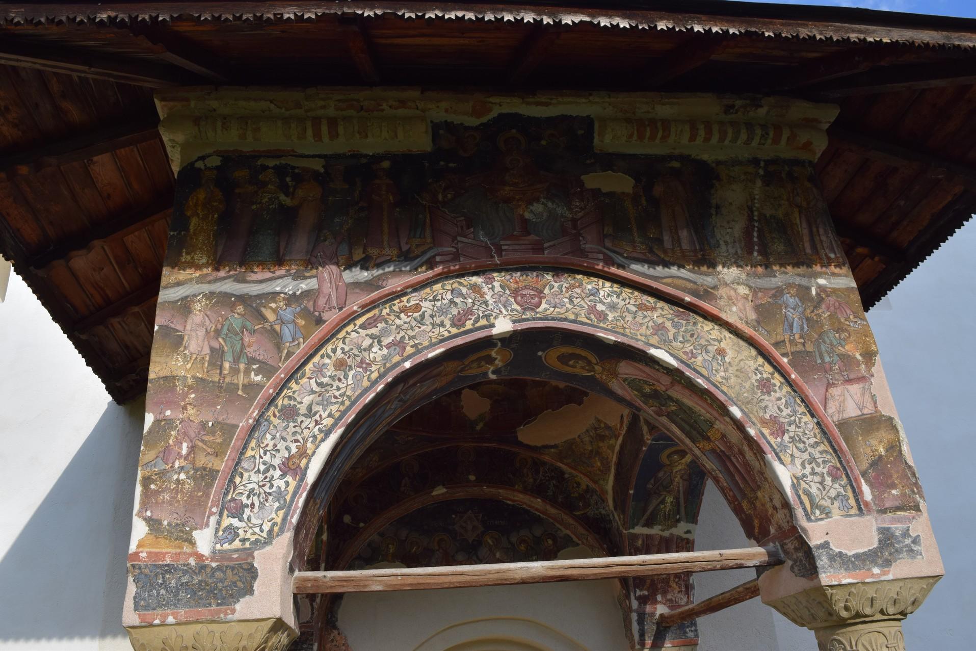 Monastere Horezu