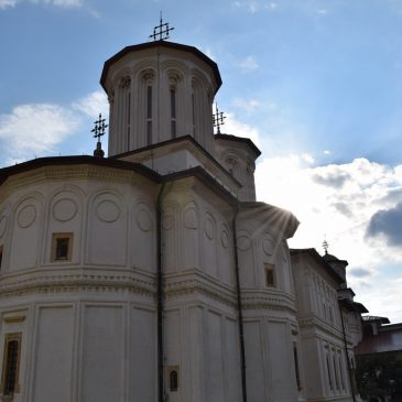 Le monastère d'Horezu, un immanquable de Roumanie