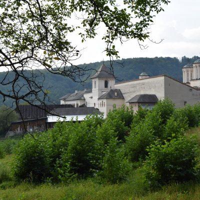 Le monastère de Horezu.