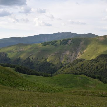 Trip in Romania, Prahova county