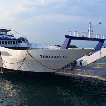Voyage à Thassos – Grèce