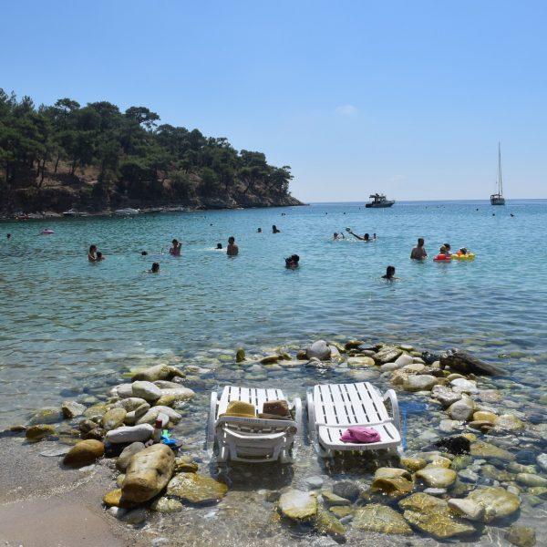 Alyki beach, Thassos