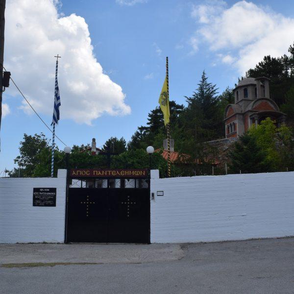 monastère Aghios Pandeleimon, a Thassos