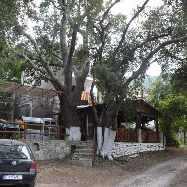 Restaurant de Kasaviti, Thassos