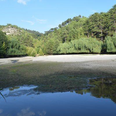 Lac de Maries, Thassos