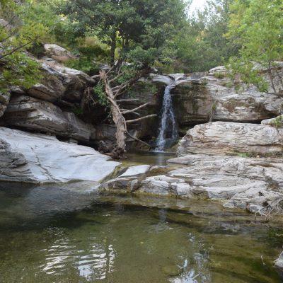 Cascade de Maries, Thassos