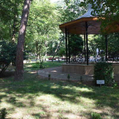 Parc de Deva.