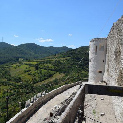 Cetatea Deva.