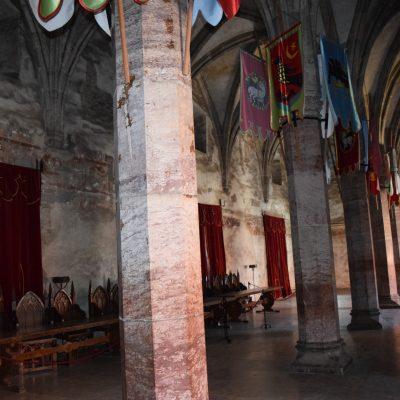 Castelul Corvinilor.