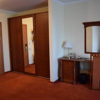 L'Hôtel Alinalex intérieur.