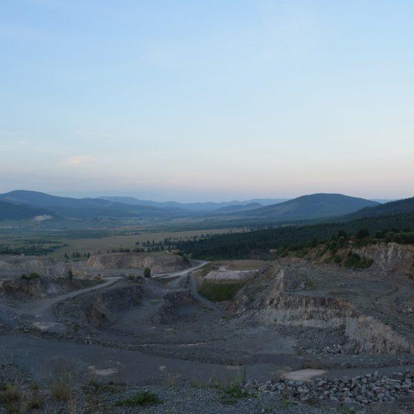 Vallée du Judet de Harghita. Proche de Covasna