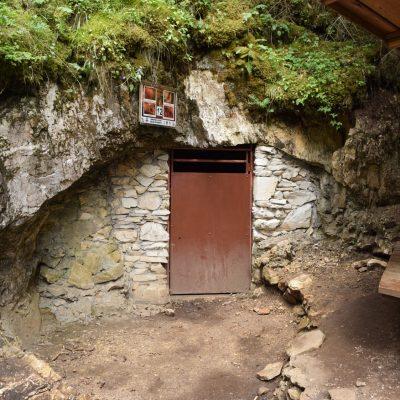 Grotte Sugau. Covasna