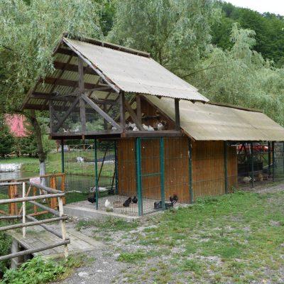 Pastravaria Bratioara, dans l'Arges.