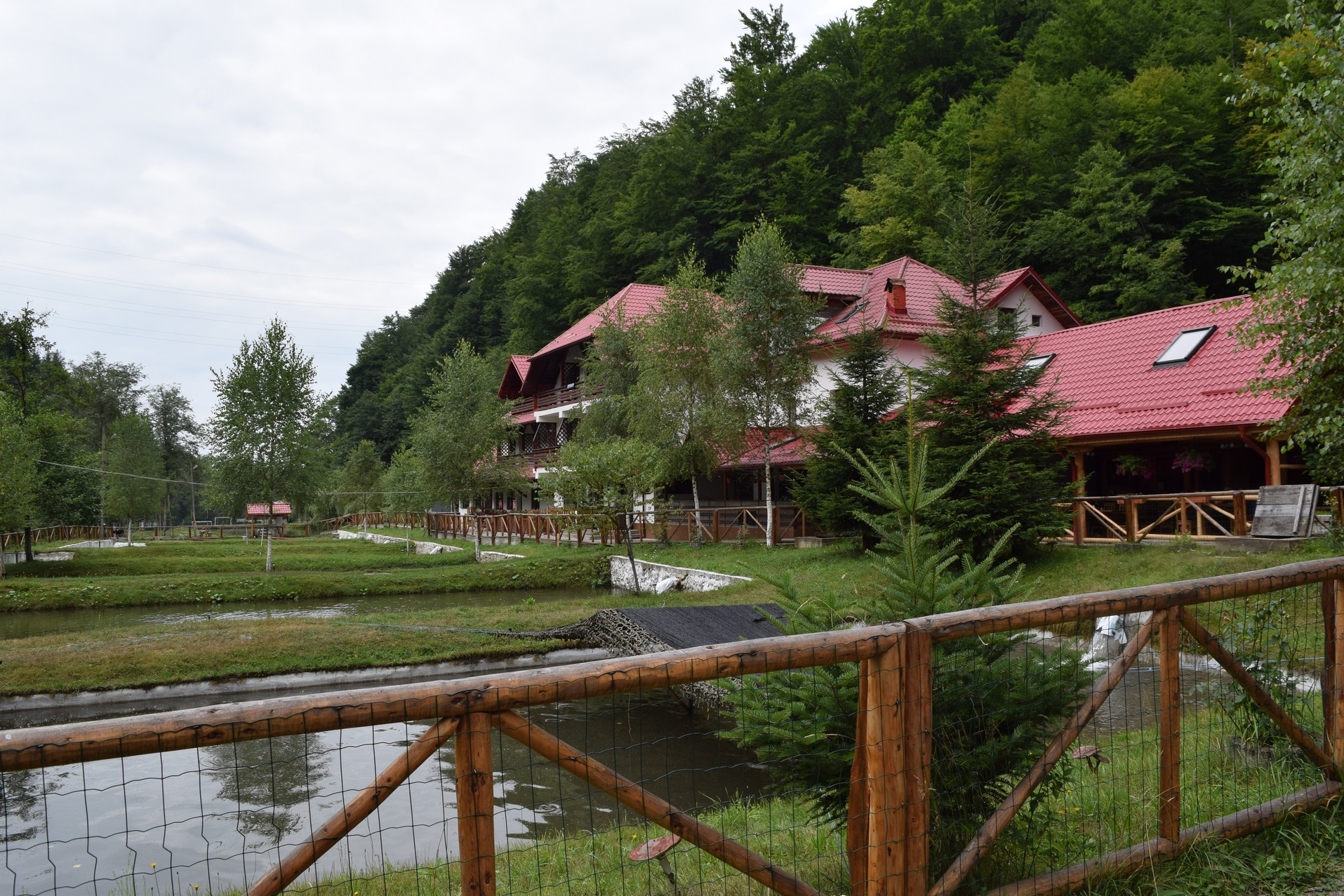 Pension Pastravaria Bratioara