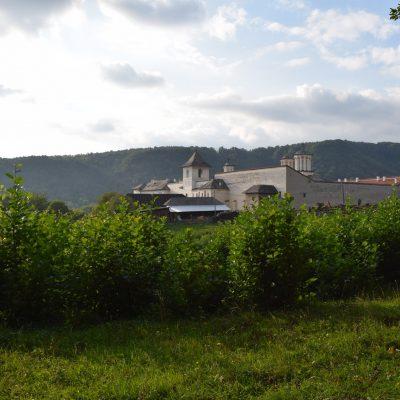 Monastère de Horezu. en Valcea