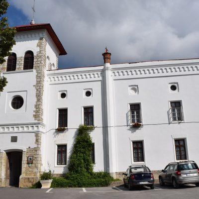 Vers le monastère de Arnota. En Valcea