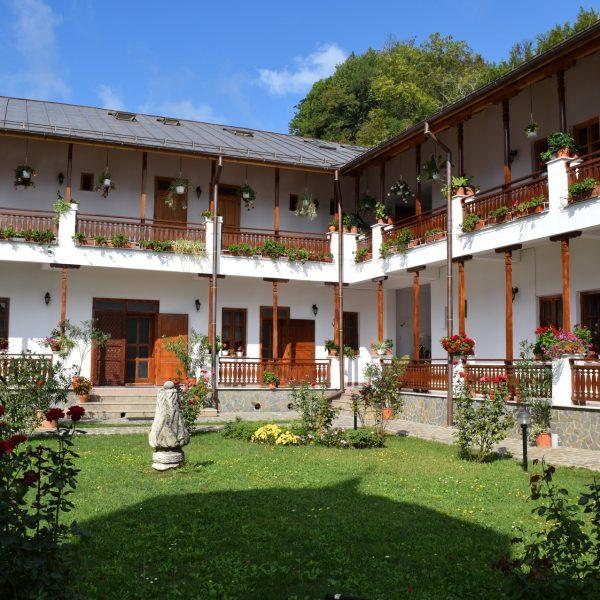 Le monastère Arnota. En Valcea