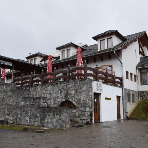 Villa Vitae, in Odorheiu Secuiesc, Harghita county.