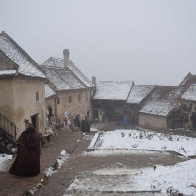 Citadelle de Rasnov.