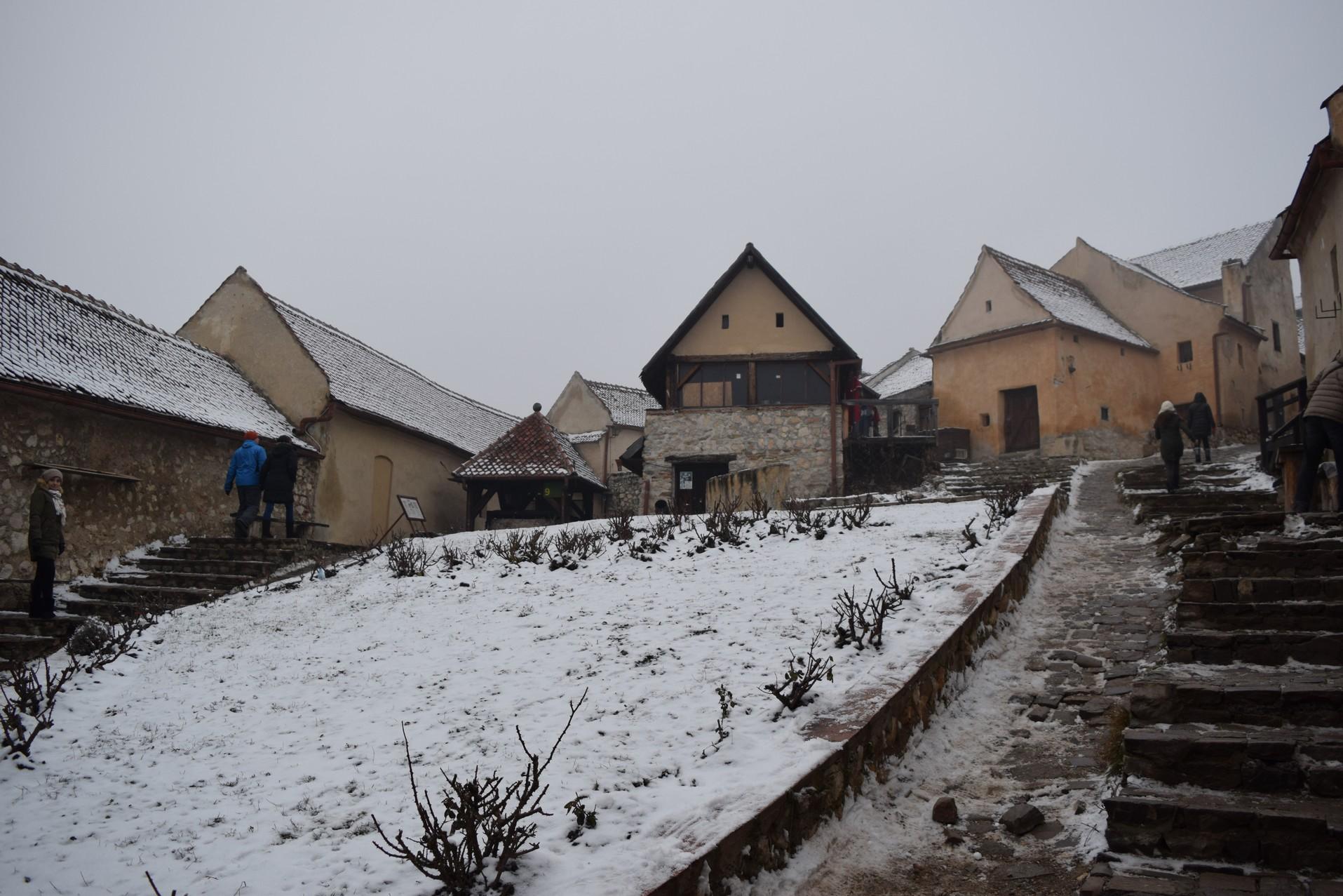 citadelle Rasnov