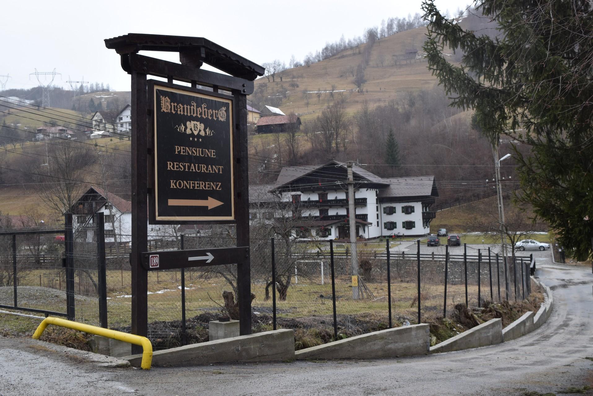 Brandeberg pension