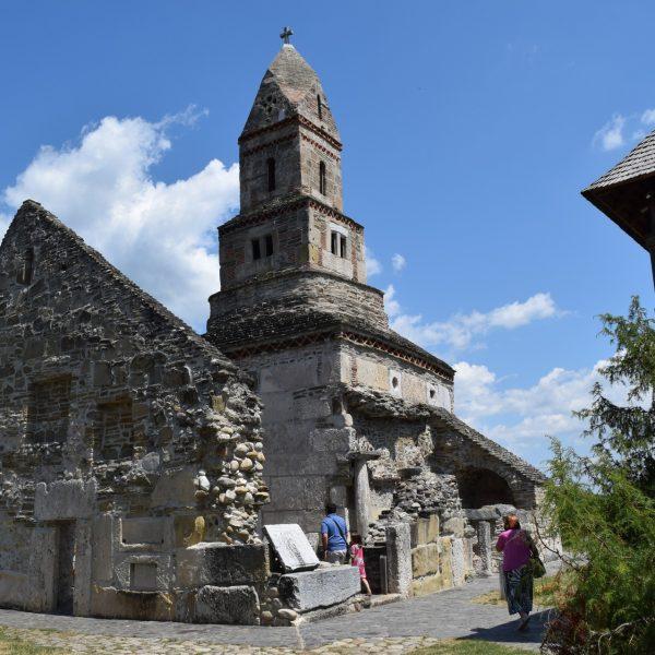 The Densus church.
