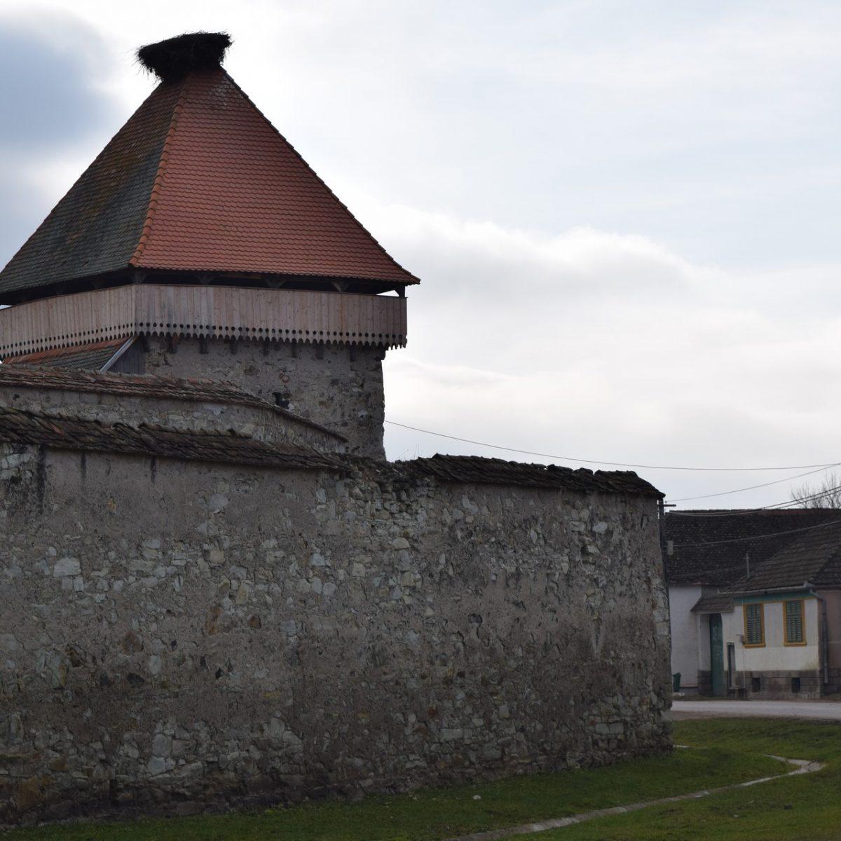 Eglise fortifiée de Cata. Brasov