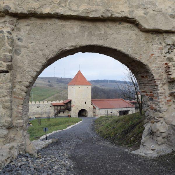 Citadelle de Rupea. Brasov