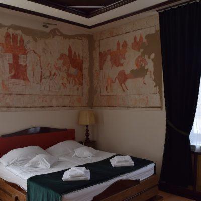 Chambre du chateau Daniel.