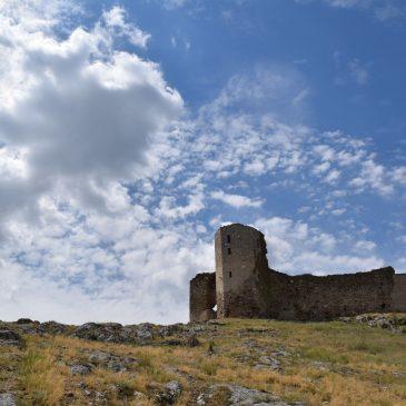 La citadelle d' Enisala, à découvrir aux alentours du Delta du Danube