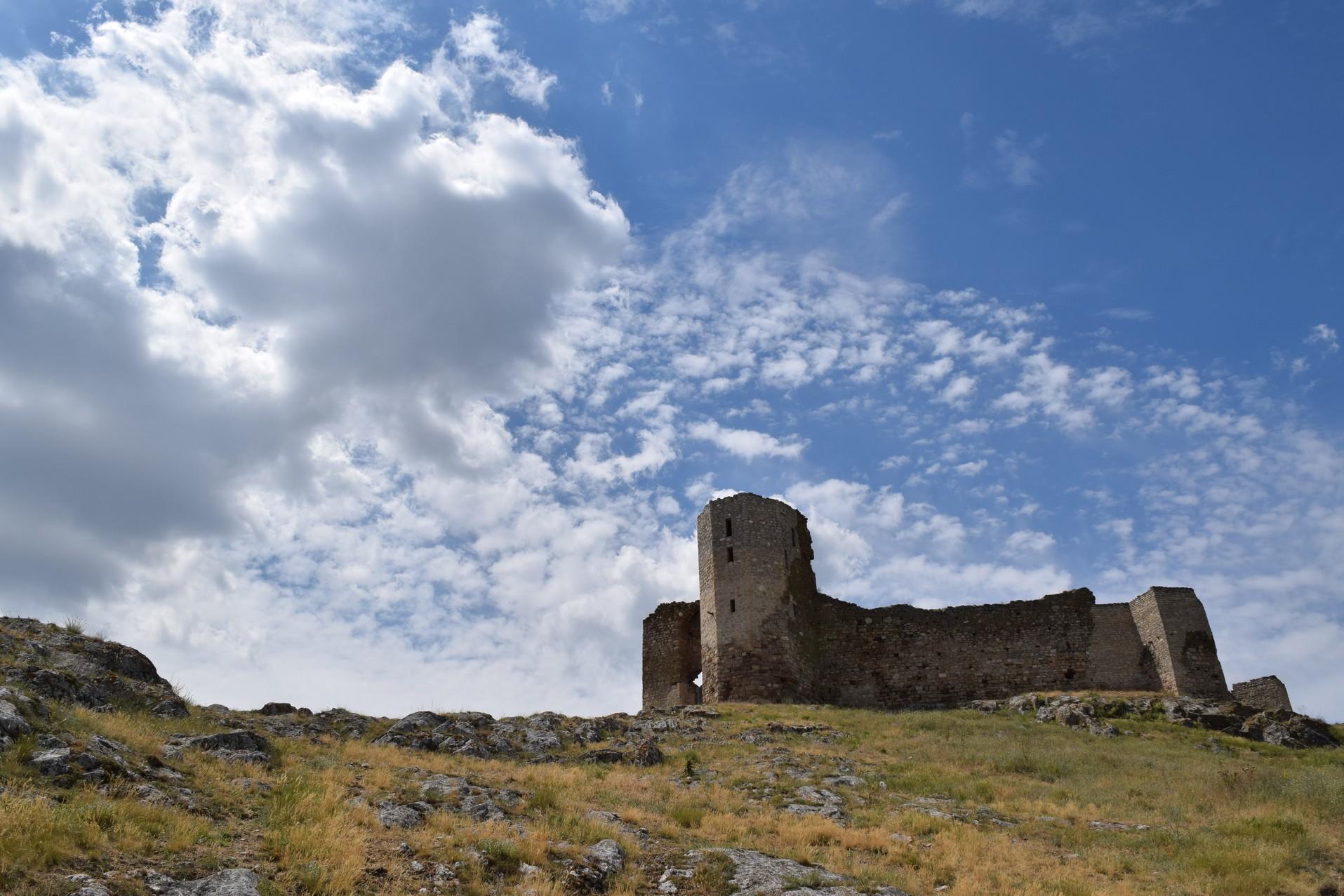 Enisala citadel