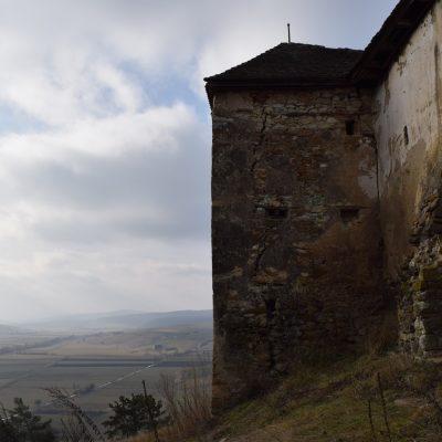 Citadelle de Jimbor. Brasov
