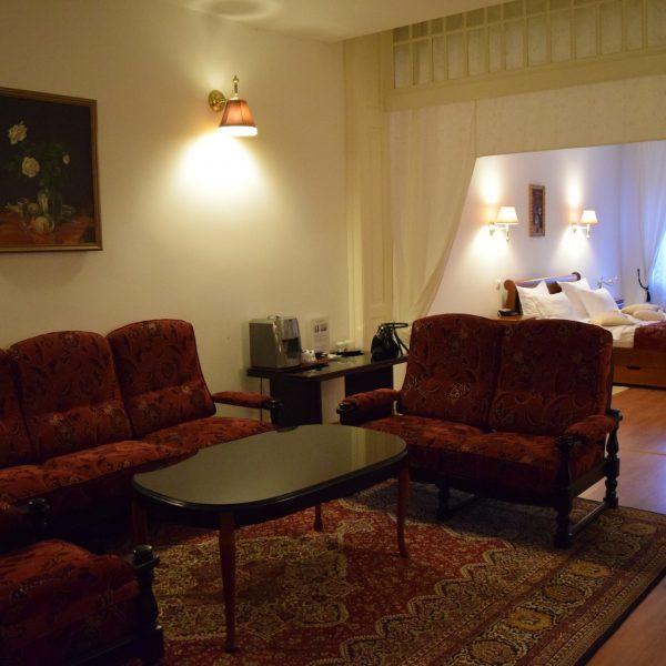 Villa Venus, its bedroom.