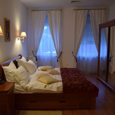Villa Venus, la chambre.