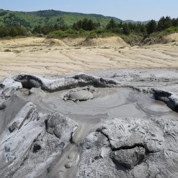 The Mud Volcanoes from Berca