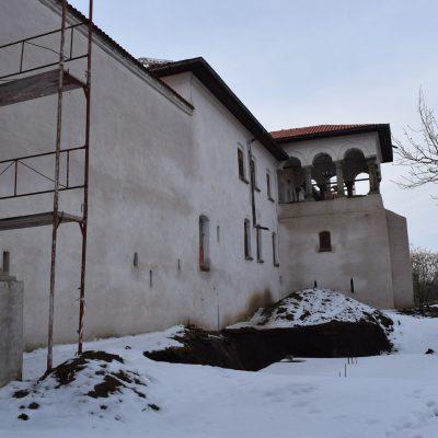 The Comana's monastery.