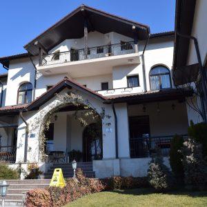 Casa Domneasca, à Curtea de Arges.