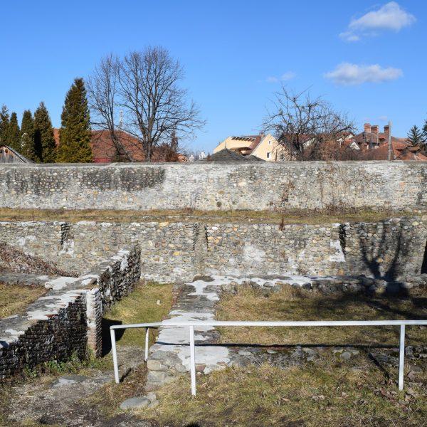 Habitation princière Saint-Nicolas, à Curtea de Arges.