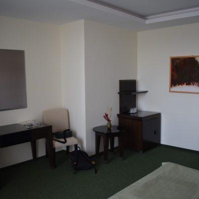 Chambre de l'Hôtel Balvanyos.